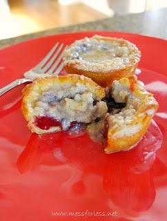 Crescent roll recipes #crescent-rolls #dessert