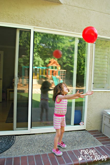 Learn Through Movement: Science - Balloon Experiments