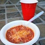 Tailgating Recipe – Healthier Chili