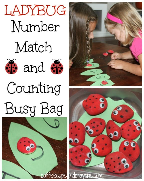 Counting Games and Activities - Mess for Less