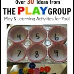 Counting Games and Activities