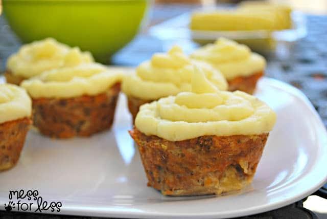Italian Meatloaf Cupcake Recipe