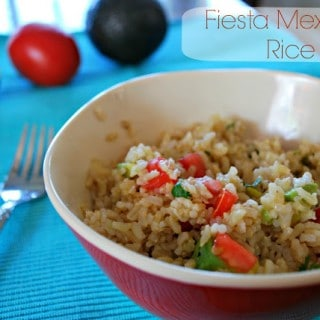 Fiesta Mexican Rice
