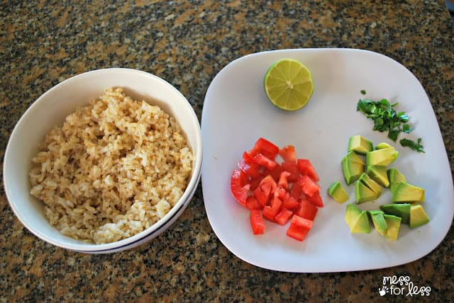 Recipe for Mexican Rice
