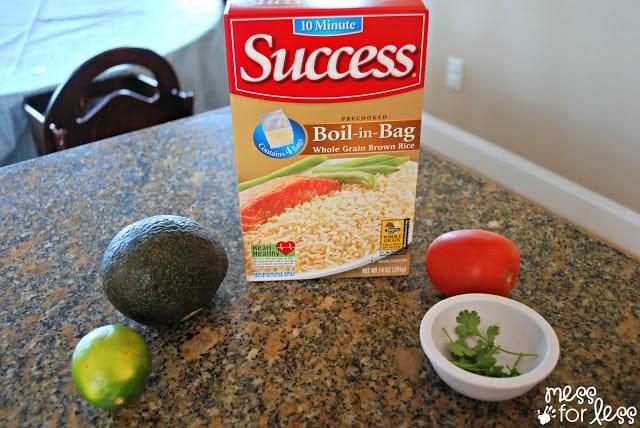 Success Rice Boil-in-bag