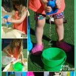 Water Table Play Props
