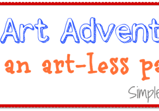 Easy Art Adventures for Toddlers