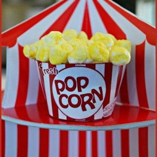 Popcorn Cupcakes – Food Fun Friday