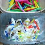 Fine Motor Practice with Straws – Get Ready for K Through Play