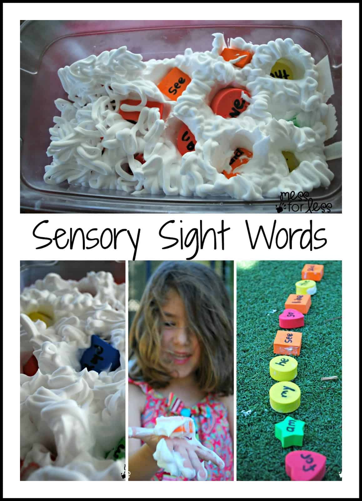 27 Awesome Sight Word Activities - The Letters of Literacy