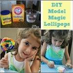 DIY Model Magic Lollipops