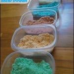 Crushed Cereal Sand Dough – Sensory Recipe