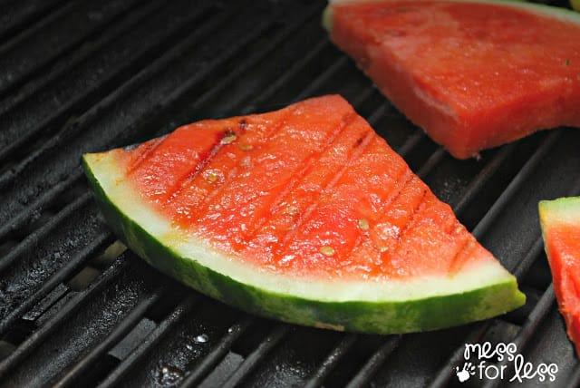 Grilling watermelon #shop