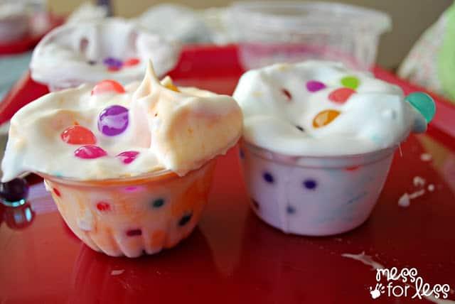 sensory cupcakes