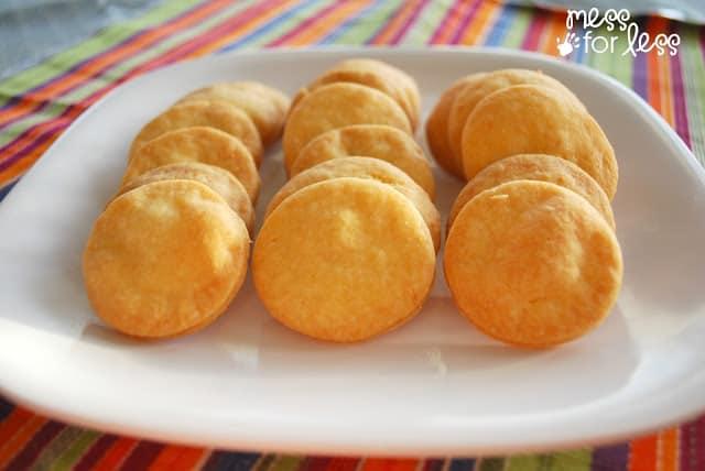 Cheese Cracker Recipe