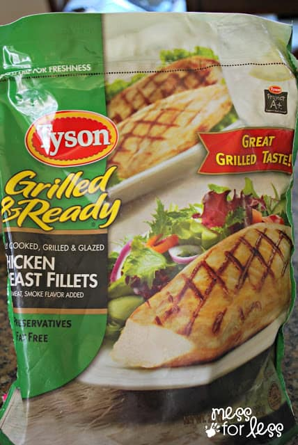 #ad Grilled & Ready