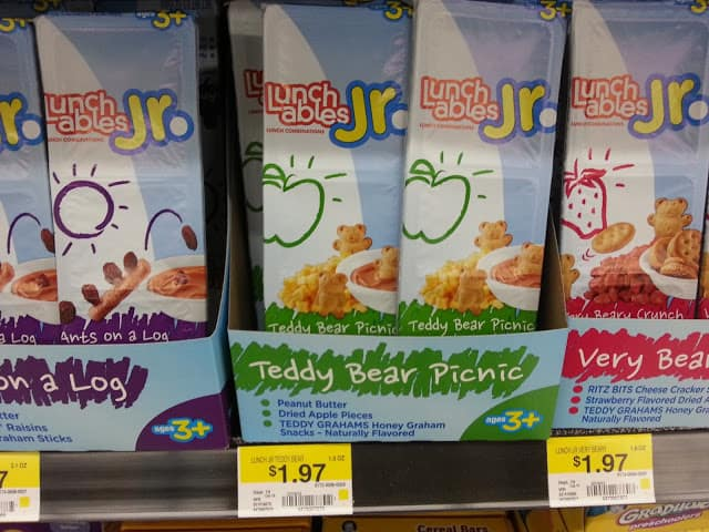 Lunchables Jr. #shop