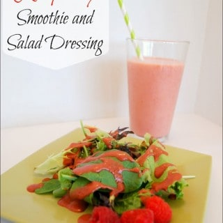 Recipes for Heart Health – Raspberry Smoothie and Raspberry Salad Dressing
