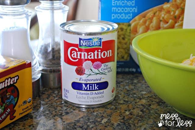 Carnation Evaporated Milk #shop