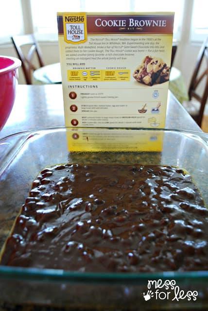 Cookie brownie #shop