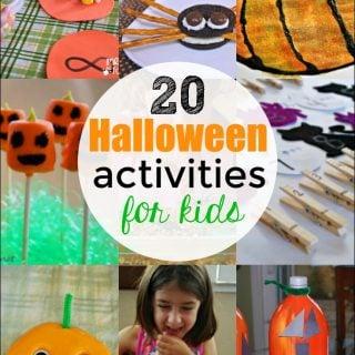 20 Halloween Activities and Treats