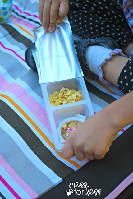 Snacktime with Lunchables #shop