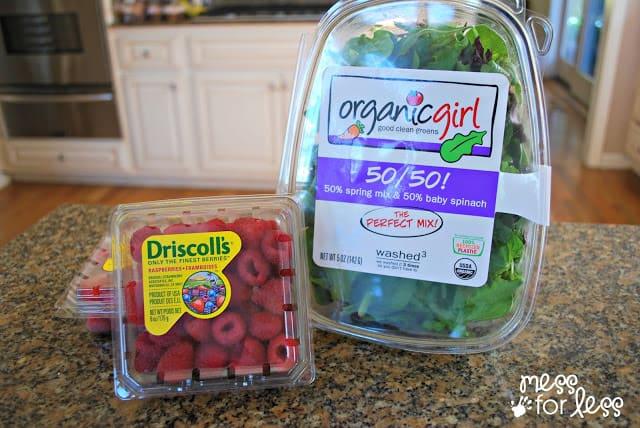 raspberry Salad #shop
