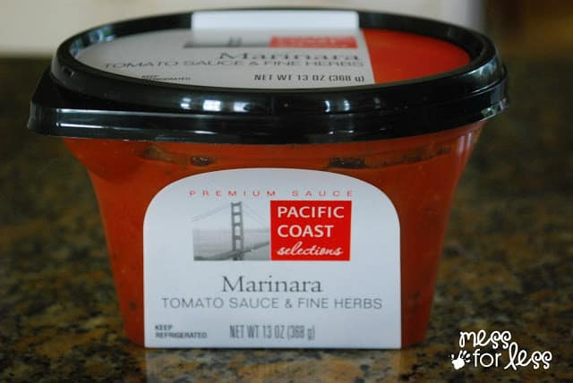 Pacific Coast Selections Pasta sauce #shop