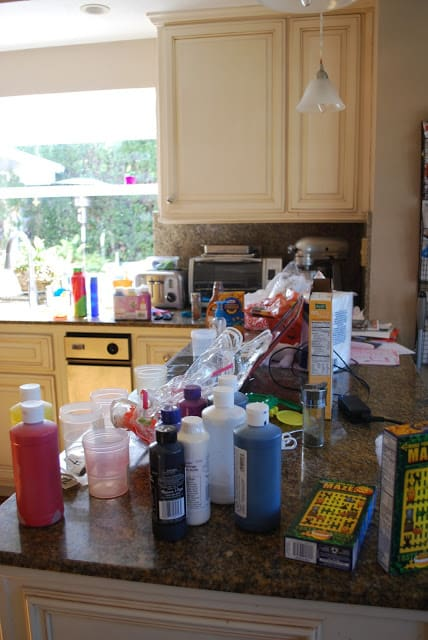 messy kitchen #shop #NickMom