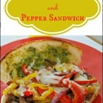 Italian Sausage and Pepper Sandwich with Lindsay Peppers