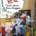 The REAL Truth About Mom Bloggers