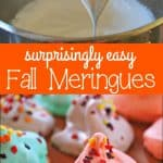 Fall Meringue Recipe
