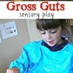 Gross Guts Sensory Play