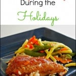 6 Tips to Stay Healthy During the Holidays with Lean Cuisine Honestly Good