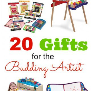 20 Gifts for the Budding Artist