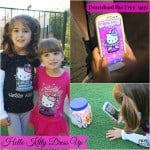 Hello Kitty Dress Up Experience  – Download the Free App
