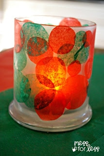 child made votive
