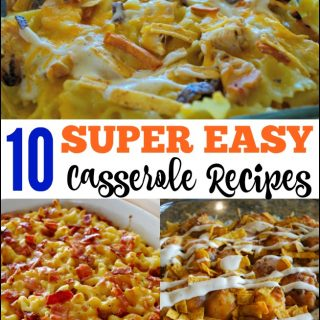 10 Easy Casserole Recipes