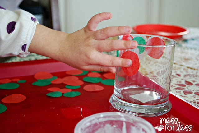 simple Christmas craft for children