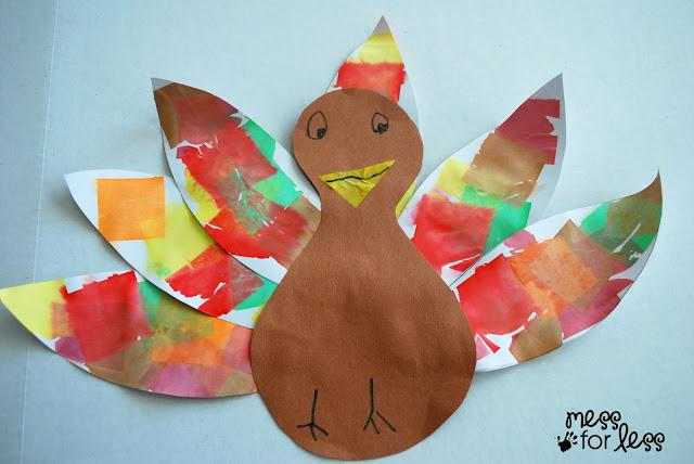 Turkey Craft #ThisIsBing #sponsored