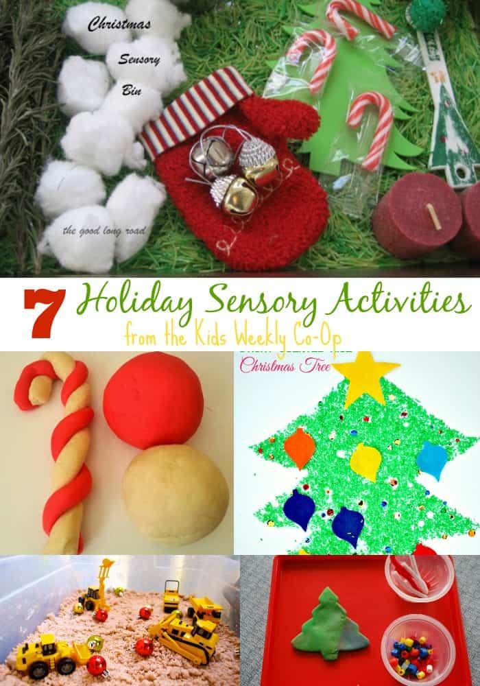 sensory activities for preschoolers pdf