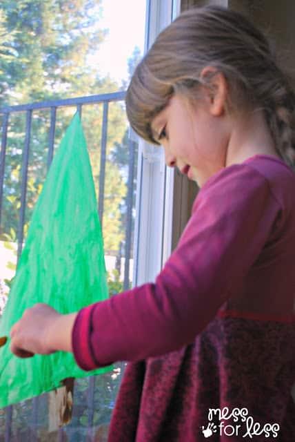 children's holiday activity