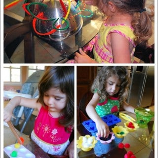 10 Best Loved Toddler Activities