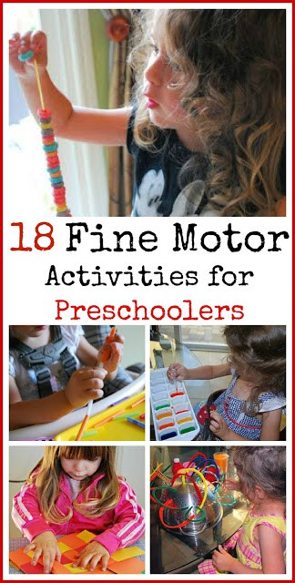 fine motor patterns mess for less