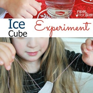 Simple Science – Ice Cube Experiment