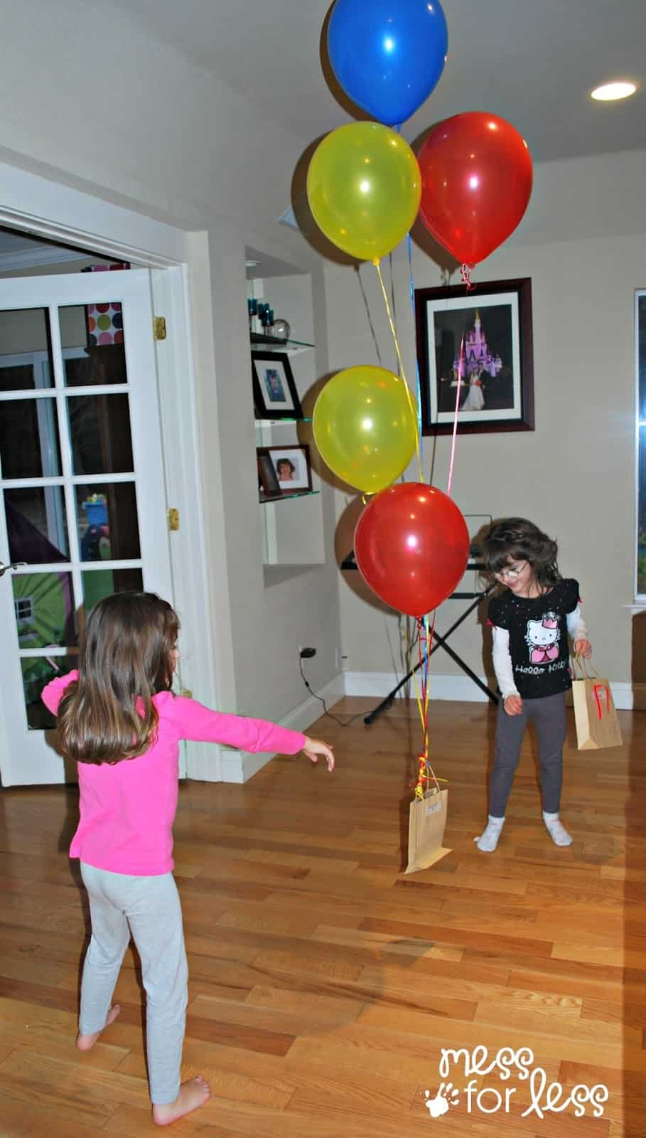 kids learning activity