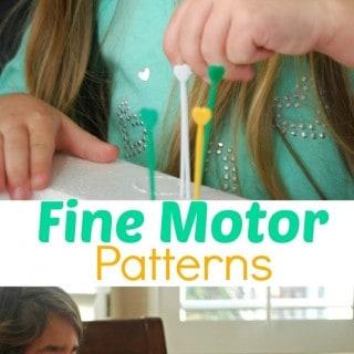Fine Motor Patterns