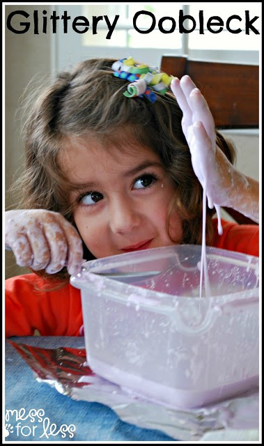 Oobleck recipe