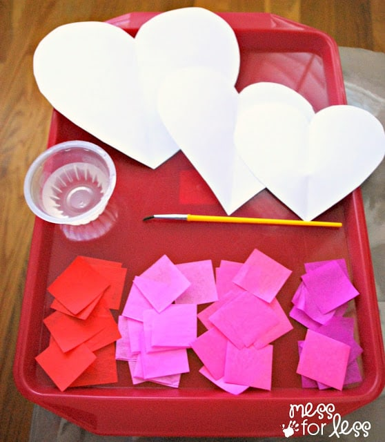 Heart Mobile supplies.