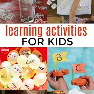 12 Learning Activities for Kids